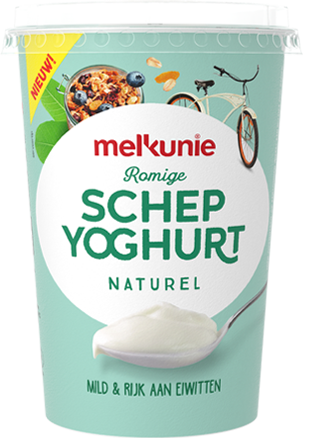 Schepyoghurt naturel